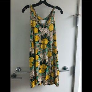 Phillip Lim LG lemon print day dress